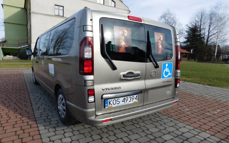 Nowy mikrobus